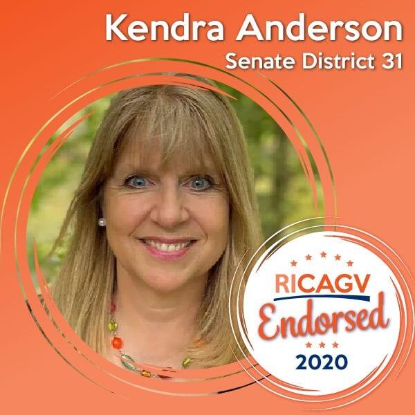 RICAGV Endorses Kendra Anderson