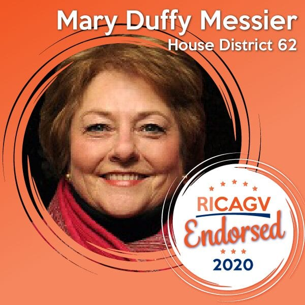 RICAGV Endorses Mary Duffy Messier