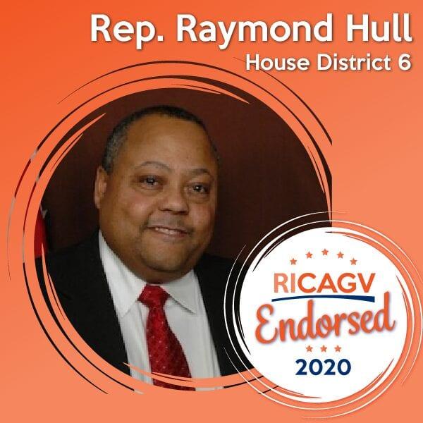 RICAGV Endorses Rep. Ray Hull