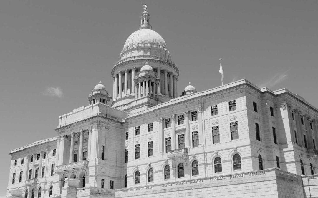 RI Judiciary Chairs Getting Ready to Decide on 2021 Legislation