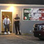 Warren shooting at Italo American Club Sept. 2021